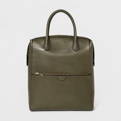 Zipper Commuter Backpack - A New Day™ d4841a8473dfa