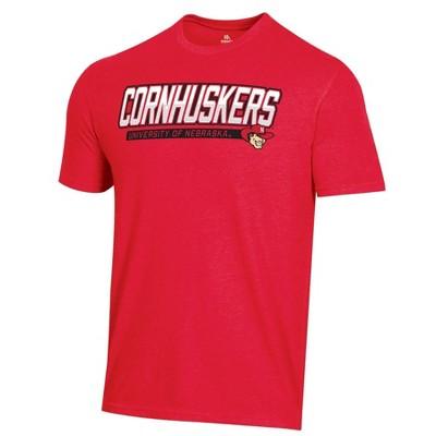 NCAA Nebraska Cornhuskers Men's Short Sleeve T-Shirt