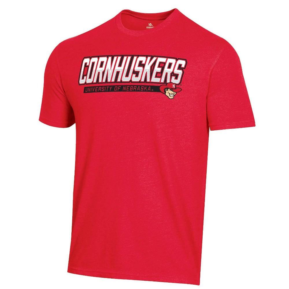 Ncaa Nebraska Cornhuskers Men 39 S Short Sleeve T Shirt L
