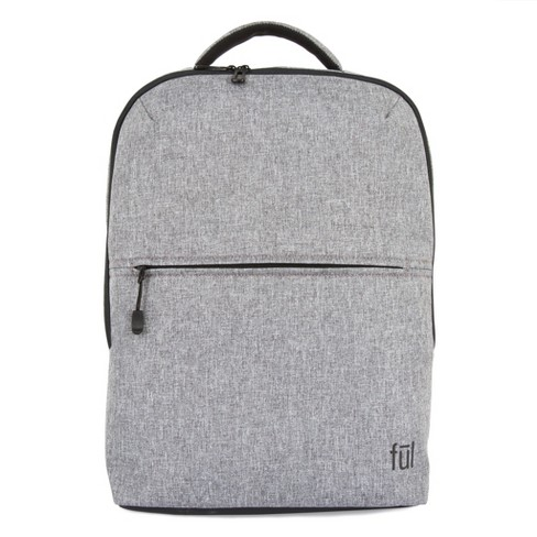 "FUL 17.5"" RFID Hans Backpack - Heather Grey - image 1 of 5"