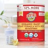 Earth's Best Organic Infant Formula with Iron Powder - 35oz - image 4 of 4