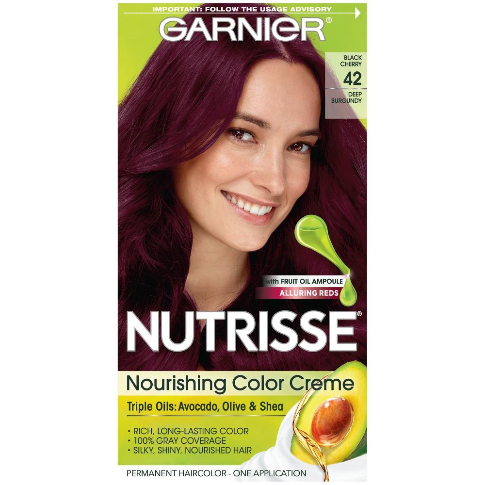 Garnier Nutrisse Hair Color Burgundy Hair Color Compare Prices