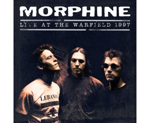 Morphine - Live At The Warfield 1997 (Vinyl) - image 1 of 1