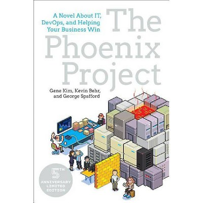 The Phoenix Project - 5th Edition by  Gene Kim & Kevin Behr & George Spafford (Paperback)