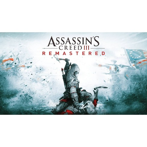 Assassin's Creed III: Remastered - Nintendo Switch (Digital) - image 1 of 4