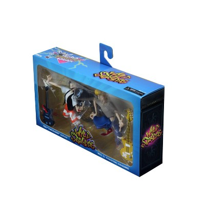 """Bill and Ted's Excellent Adventure - 6"""" Scale Action Figure - Toony Classics Bill and Ted 2 Pack"""