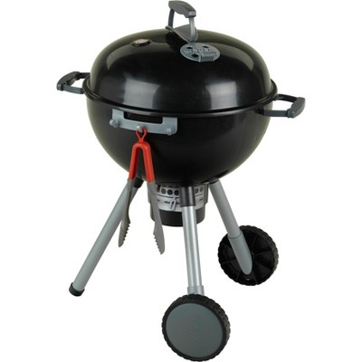 Theo Klein Weber Kettle Barbecue One Touch with Light & Sound, Black