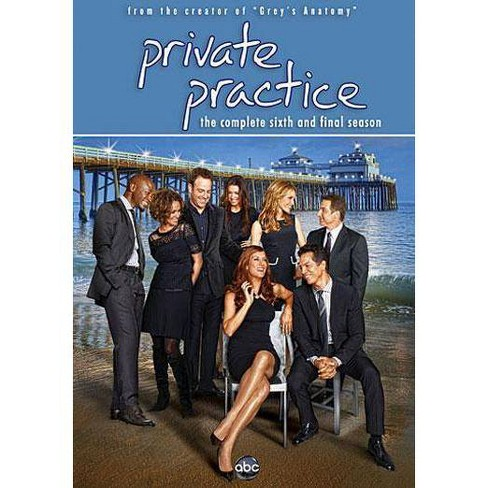Private Practice: The Complete Sixth Season (DVD) - image 1 of 1