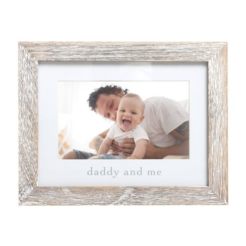 """Pearhead Daddy & Me Picture 4"""" x 6"""" Frame - image 1 of 3"""