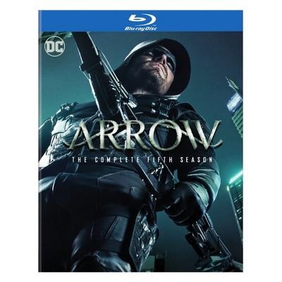 Arrow: The Complete Fifth Season