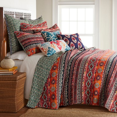 Vista Quilt and Pillow Sham Set - Levtex Home