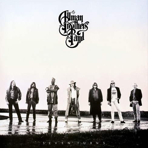 Allman Brothers Band - Seven Turns (Vinyl) - image 1 of 1