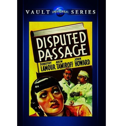 Disputed Passage (DVD) - image 1 of 1