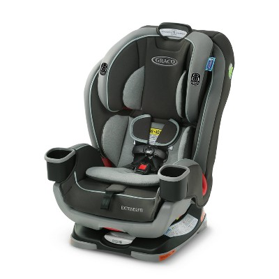 Graco Extend2Fit 3-in-1 Convertible Car