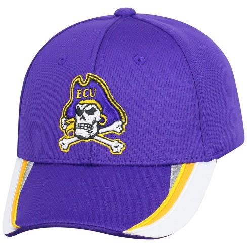 Youth Roadhouse Black Snapback Hat East Carolina Pirates - image 1 of 2