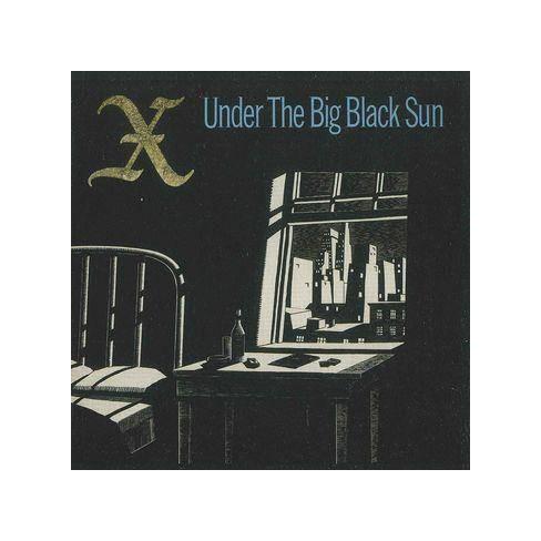 X - Under The Big Black Sun (Vinyl) - image 1 of 1