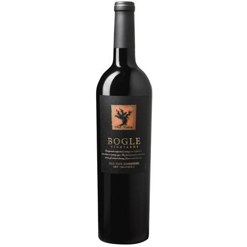 Bogle Old Vine Zinfandel Wine - 750ml Bottle - image 1 of 1