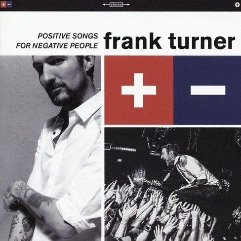 Frank turner - Positive songs for negative people (CD) - image 1 of 1