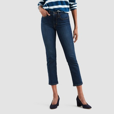 Levi's® Women's 724™ High-Rise Straight Cropped Jeans