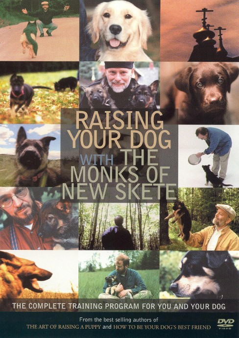 Raising your dog with the monks of ne (DVD) - image 1 of 1
