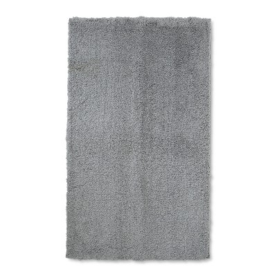 Solid Bath Rug Cashmere Gray - Fieldcrest®