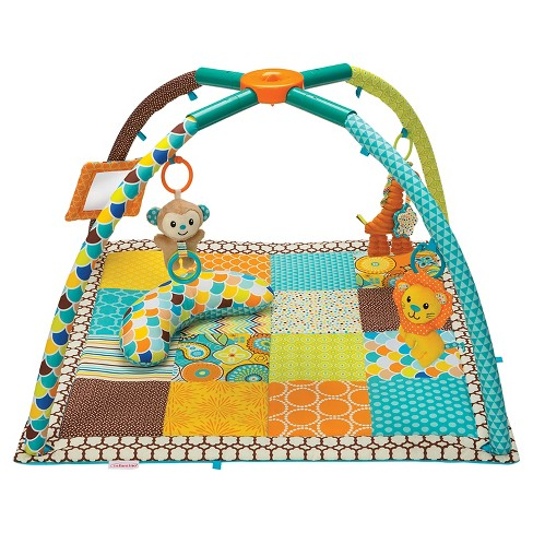 Infantino Go GaGa Deluxe Twist & Fold Gym - image 1 of 10