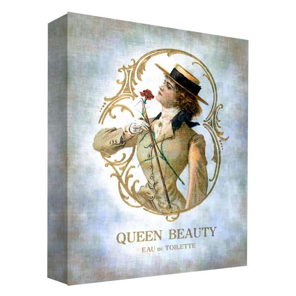 16 34 X 16 34 Queen Beauty I Decorative Wall Art Ptm Images