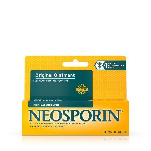 Neosporin Original First Aid Antibiotic Ointment - 1oz - image 1 of 4