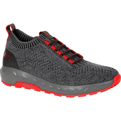 Rocky Women's Grey LX Athletic Work Shoe