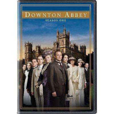 Downton Abbey: Season 1 (DVD)(2021)