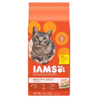 Cat Food: Iams Proactive Health Healthy Adult