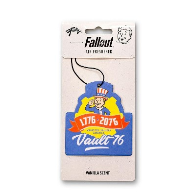 Just Funky Fallout Vault 76 Air Freshener - Vanilla Scent