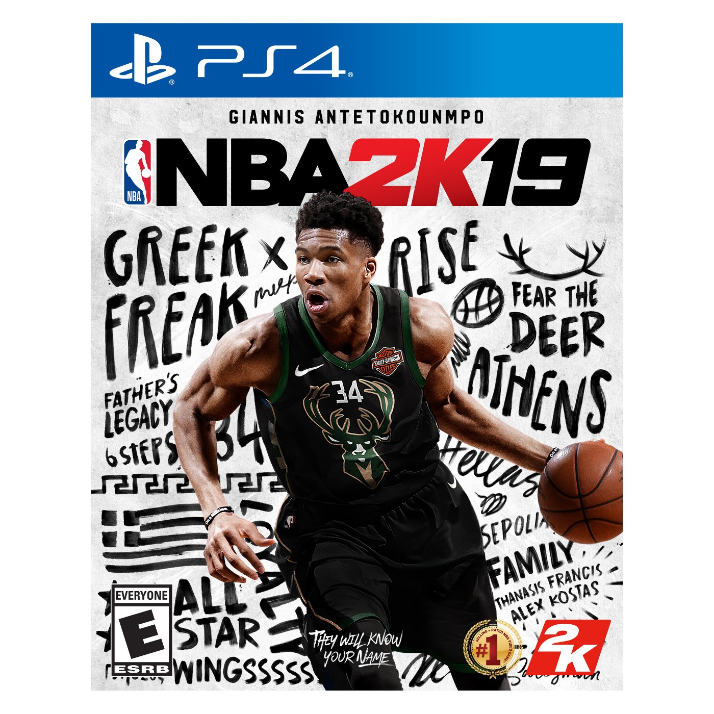 NBA 2K19 - PlayStation 4 - image 1 of 5