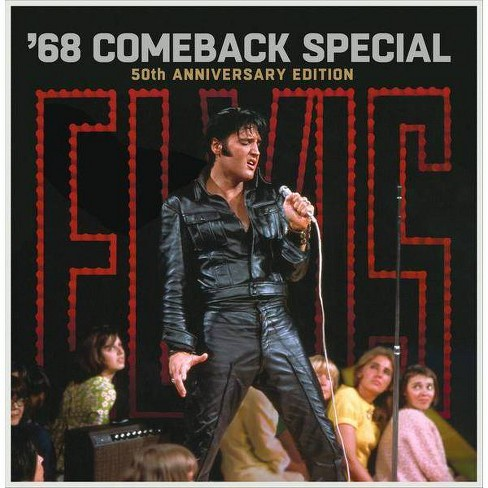 Elvis Presley - 68 Comeback Special: 50th Anniversary Edition (CD) - image 1 of 1