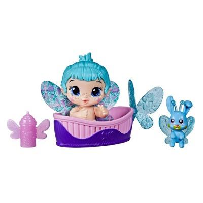 Baby Alive GloPixies Aqua Flutter Minis Baby Doll