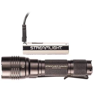 Streamlight Pro Tac HL-X USB 1000 Lumens