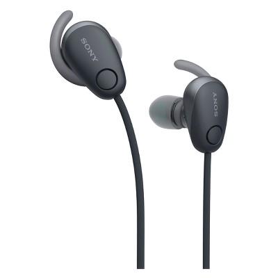 Sony Wireless Noise Cancelling Headphones - Black (WISP600N/B)