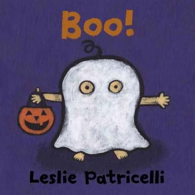 Boo! by Lelsie Patricelli (Board Book)