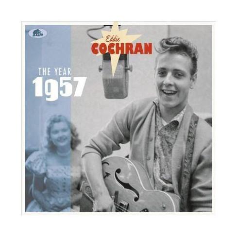 Eddie Cochran - Year 1957 (CD) - image 1 of 1