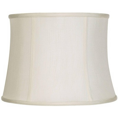 Imperial Shade Creme Classic Drum Lamp Shade 14x16x12 (Spider)