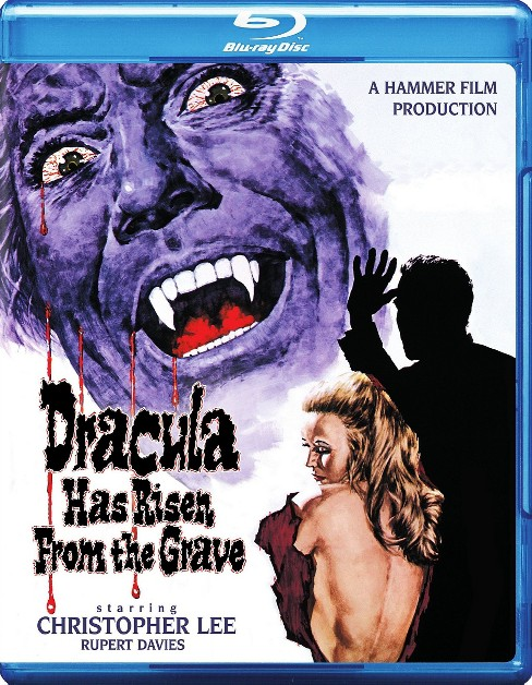 Dracula has risen from the grave (Blu-ray) - image 1 of 1