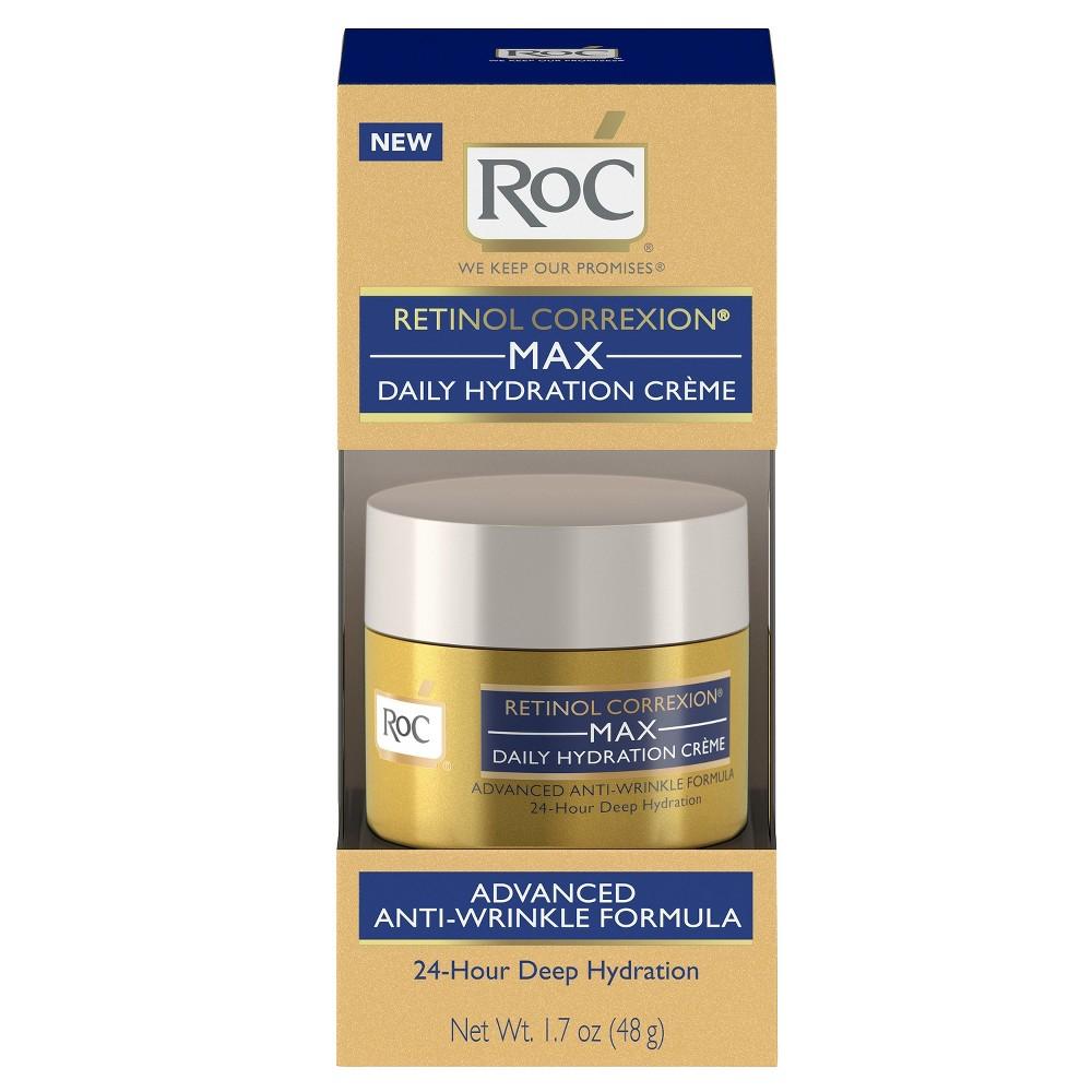 Image of RoC Retinol Correxion Max Daily Hydration Anti-Aging Cream - 1.7oz