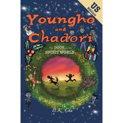 The Door to the Spirit World (US Edition) - (Youngho and Chadori) by  B K Chu (Paperback)