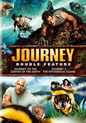 Journey to the Center of the Earth/Journey 2: The Mysterious Island (2 Discs)
