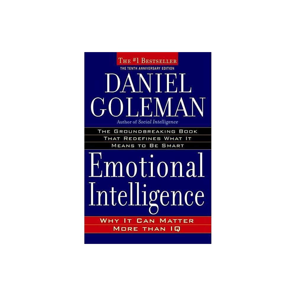 Emotional Intelligence 10th Edition By Daniel Goleman Hardcover
