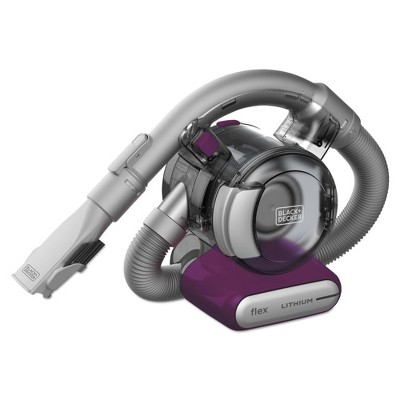 Black & Decker HFVB320J27 Lithium Flex Hand Vacuum w/ 4 ft. Hose