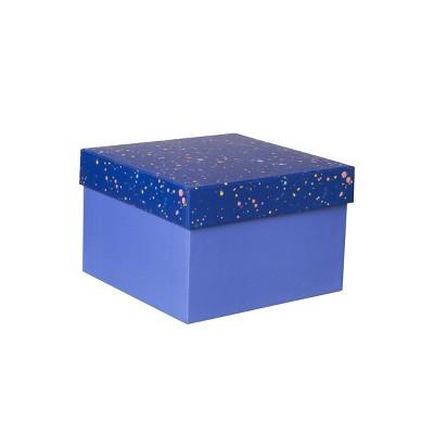 Small Splattered Rigid Box Blue - Spritz™