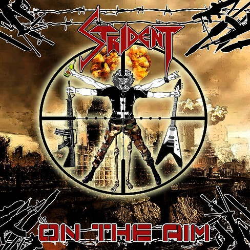 Strident - On the aim (CD) - image 1 of 1
