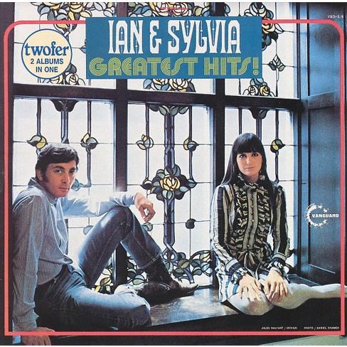 Ian & Sylvia - Greatest Hits (CD) - image 1 of 1