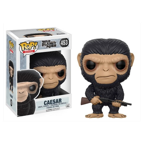 Funko POP Movies:  War for the Planet of the Apes - Caesar Mini Figure - image 1 of 1